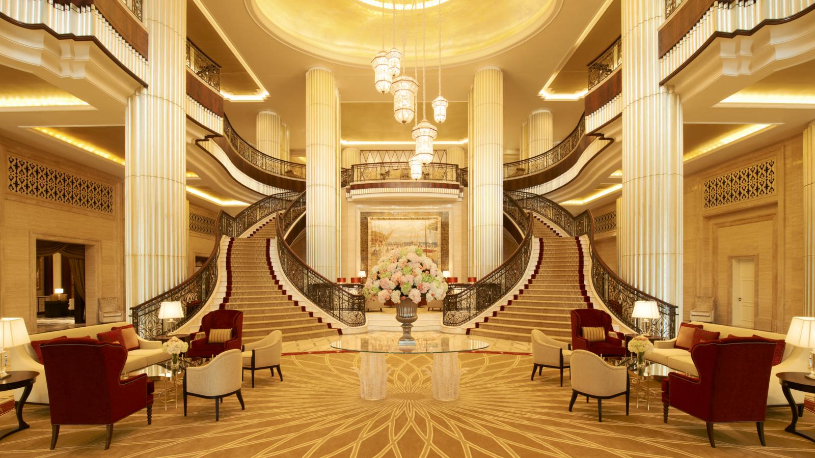 Meetings and events the st regis abu dhabi events in abu dhabi Grand home furniture dubai